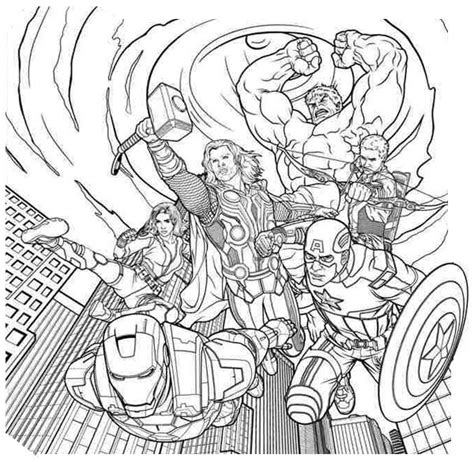 the avengers coloring pages pdf avengers coloring pages koloringpages