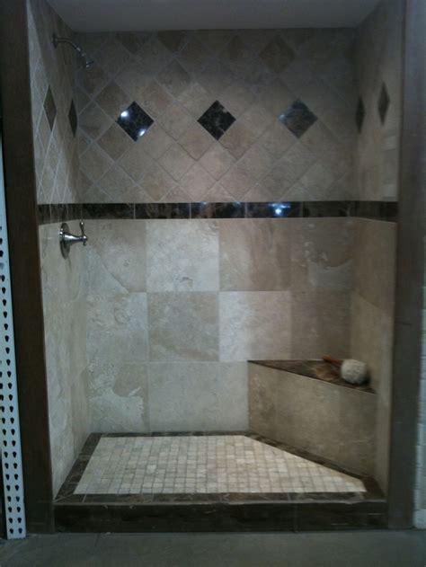 tiled shower with bench 17 best images about corner shower benches shelves on