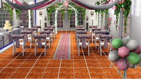 Wedding Arch On Sims 3 by Wedding Arch Sims 3