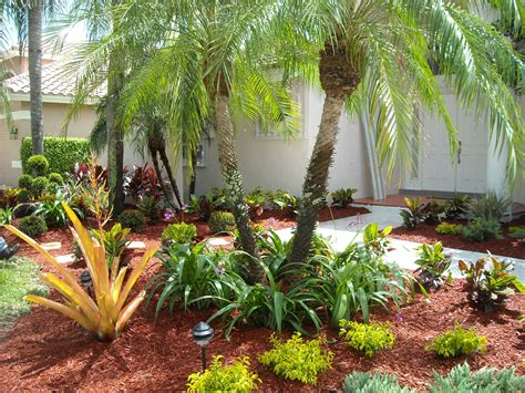 florida landscaping plants impressive landscape design ideas with modern seating area