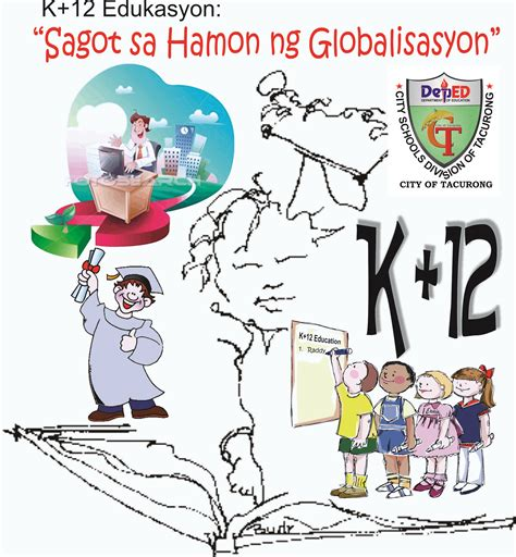 thesis about k 12 education in the philippines k 12 education program of deped deped tacurong