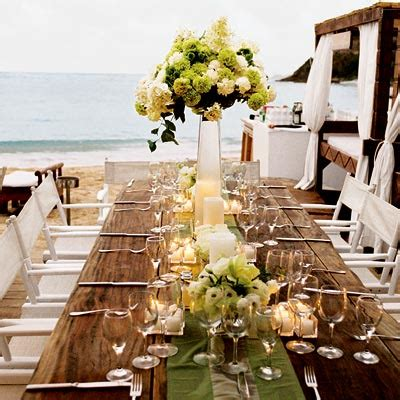 Floral Centerpiece Idea For Casual Weddings by Wedding Inspiration Ideas From Casual To