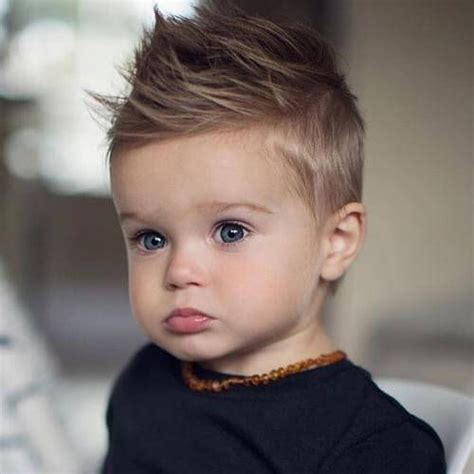 boyhair cutes front and back the adorable little boy haircuts you your kids will love