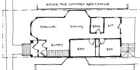 chicago floor plans find house plans chicago building types the greystone moss architecture