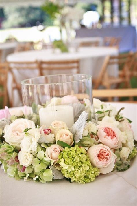 wreath centerpiece ideas 17 best ideas about wedding table centerpieces on