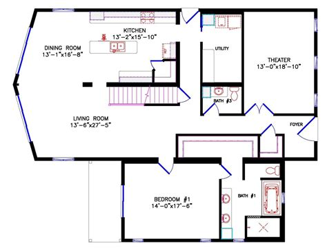 house plans with basement 24 x 44 100 house plans with basement 24 x 44 chalet