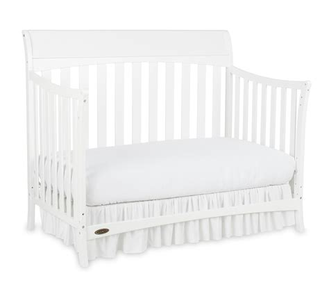 Graco Rory Convertible Crib Graco Rory Convertible Crib White Baby