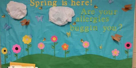 spring     allergies buggin  bulletin