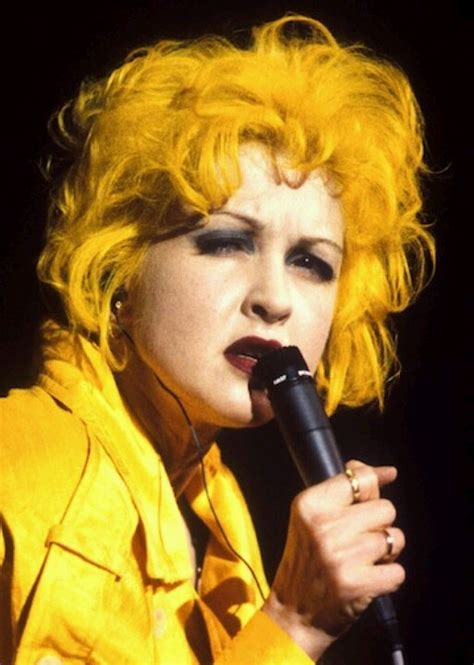 cyndi lauper hairstyle book 19 best images about cyndi lauper style on