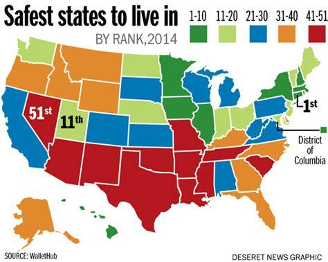 Total Number Of Mba Program In Utah Statistics by Utah Ranks As 11th Safest State Nationwide Website Says
