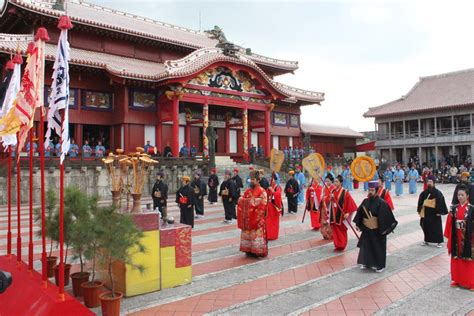 japan during new year shuri castle park hosts new year s japan update