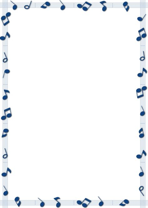 Music Border Clip Art Many Interesting Cliparts
