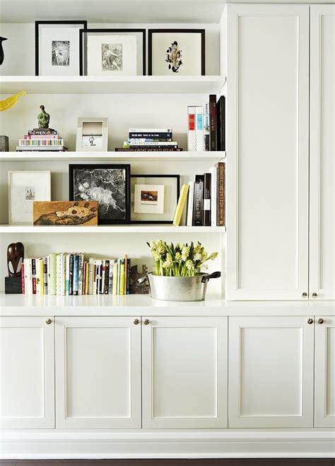 using ikea kitchen cabinets for family room asymmetrical built ins interior details pinterest