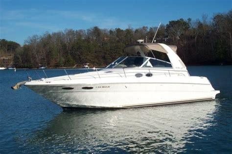 boat trader ga sea ray used 2000 sea ray 310 sundancer jss lake lanier ga