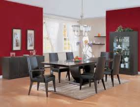 Decorating Ideas For Dining Rooms Contemporary Dining Room Decorating Ideas Home Designs Project
