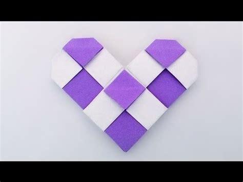 Checkered Origami - origami checkered