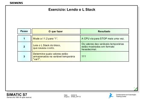 what is l stack stoe 07 p