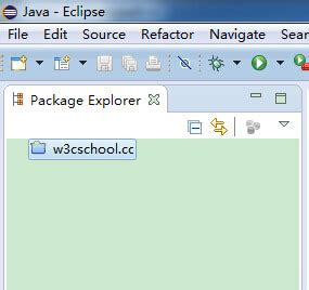 tutorialspoint for java eclipse 关闭项目 tutorialspoint java 技术教程