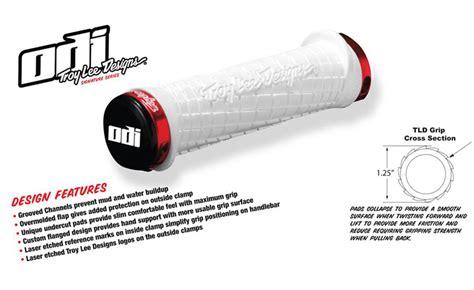 H Grip Odi Tld Signature odi troy designs lock on grips bonus pack white