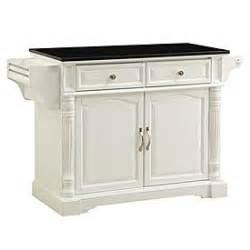 view white granite top kitchen cart deals at big lots