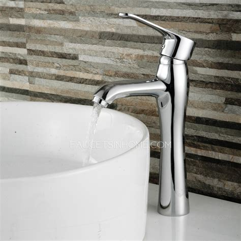 Discount Vessel Sink Faucets by Discount Vessel Copper Bathroom Single Handle Sink Faucet