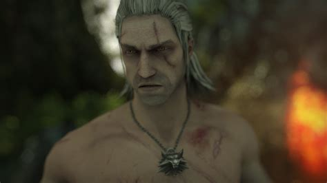 witcher 2 hairstyles help wig for geralt of rivia witcher 2 cosplay