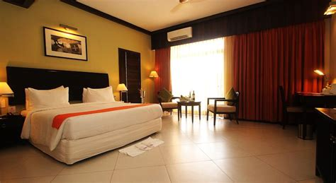 living in a hotel room living room by seasons hotels vagator best goa hotels