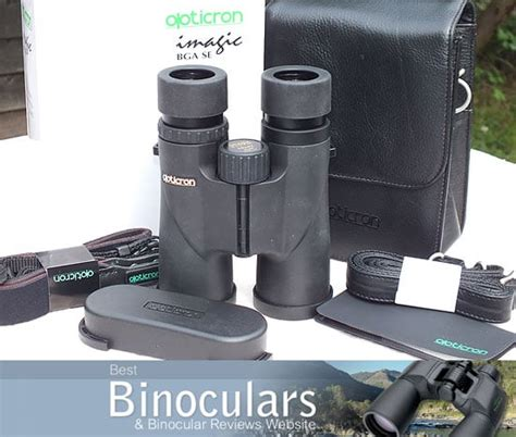 opticron imagic bga se 10x42 binoculars review