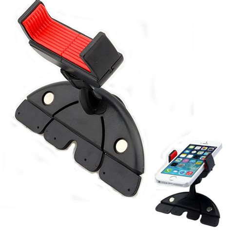 Keren Habiis 3 In 1 Car Mobil Holder Kit Pegangan Diskon cell phones car auto cd slot dash mount holder dock mobile phone for gps mp3 for phone for