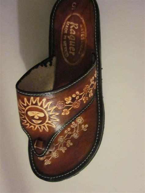 Handmade Mexican Leather Sandals - fabulous authentic womens leather authentic mexican
