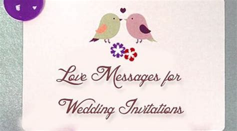 my wedding invitations messages messages for wedding invitations