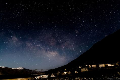 places to stargaze in india way in india