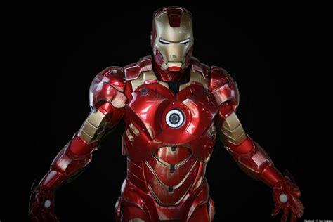 costumer chris miller epic iron man halloween costume