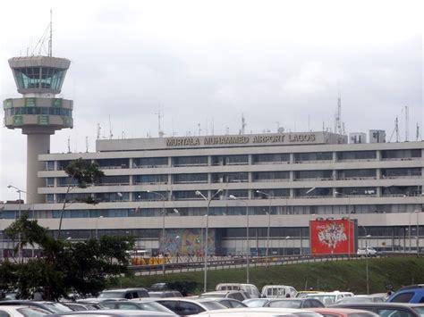 Lagos Nigeria Search Murtala Muhammed International Airport