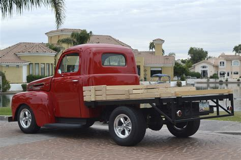 stake bed 1948 ford f1 stake bed pickup truck custom street hot rod 1948 ford car pictures