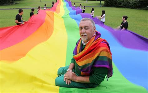 Home Decor Kansas City by Mourning The Loss Of Gilbert Baker Rainbow Flag Creator