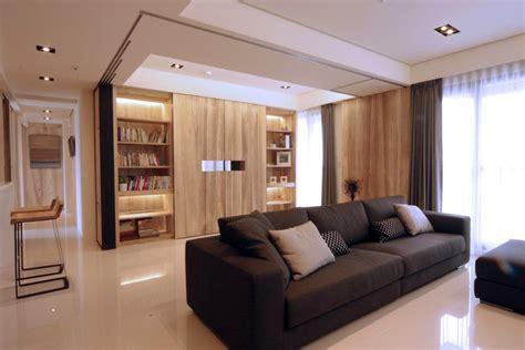 Modern Living Room Design Malaysia Black Modern Living Room Design 169 Interior Renovation