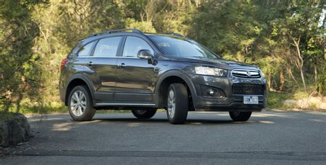 holden captiva 2014 2014 holden captiva 7 review lt 3 0 litre v6 petrol
