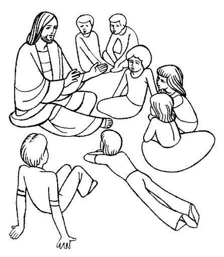 imagenes cristianas para niños para colorear ges 249 e i bambini
