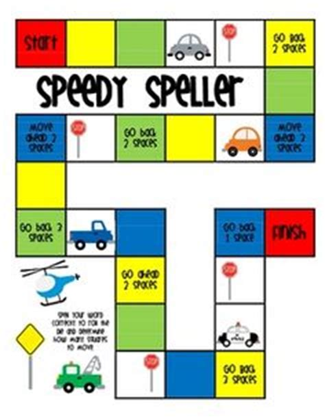 printable board games for spelling houghton mifflin reading supplements on pinterest second