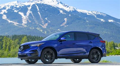 2019 Acura Suv by 2019 Acura Rdx Review Best Compact Suv Yet Give Or Take
