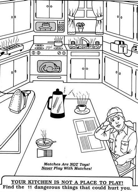 coloring pages for food safety 112 best safety sanitation in the kitchen images on