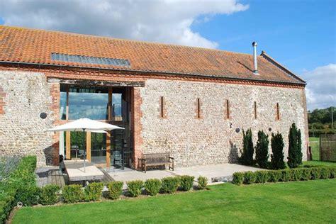 barsham barns in east anglia - Barn Conversion Wedding Venues East
