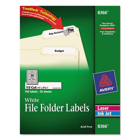 bettymills avery 174 permanent file folder labels with