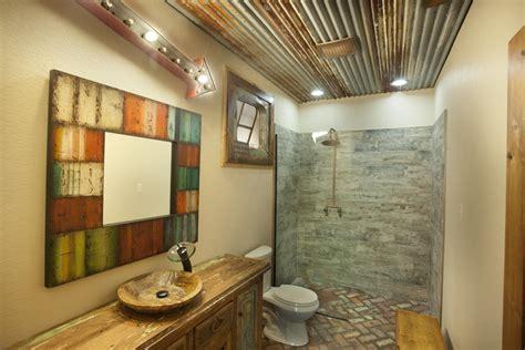 rustic modern bathroom september 2012 designshuffle blog