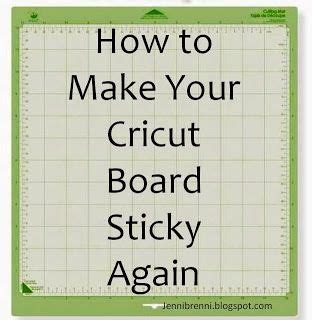 Make Cricut Mat Sticky Again by 8 Best Images About Cricut Stuff On