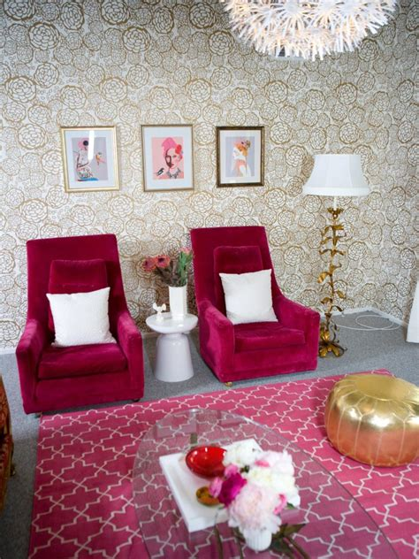 pink and gold living room 40 accent color combinations to get your home decor wheels turning
