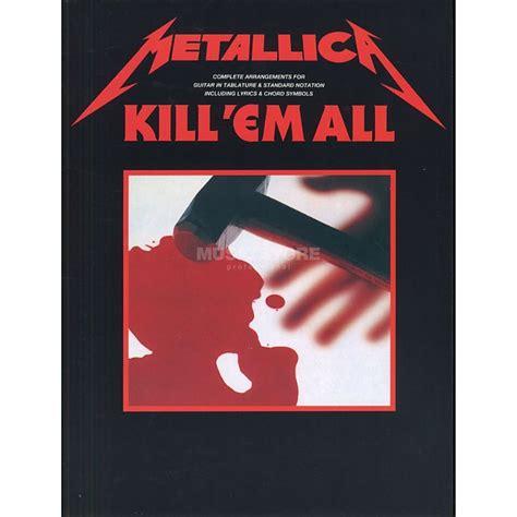 metallica kill em all music sales metallica kill em all