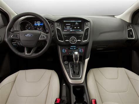 ford focus interior 2016 2016 ford focus price photos reviews features