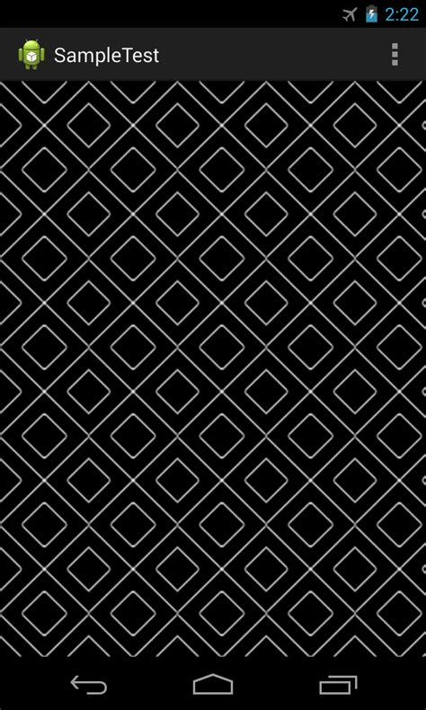 android pattern drawable dynamics of android drawable pattern